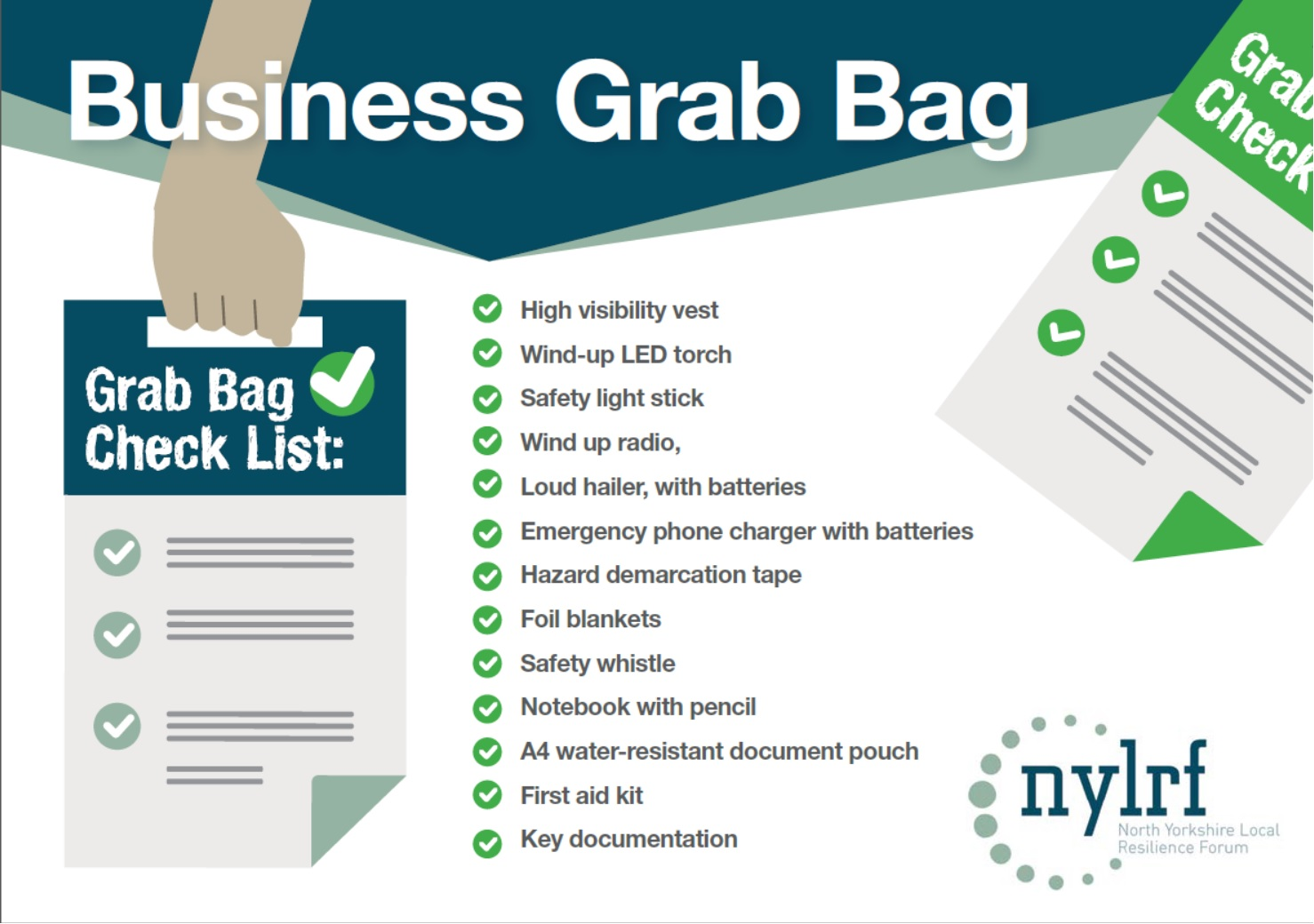 Business Grab Bag